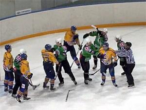 Зеленоградские хоккеисты взяли «бронзу» пензенского турнира