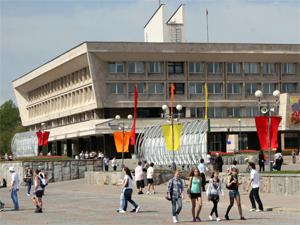1 июня ограничат въезд на Центральную площадь