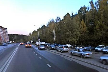 Автостоянки вдоль лесов узаконят