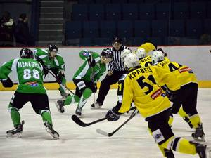 ХК «Зеленоград» начал выступление плей-офф МХЛ с двух побед
