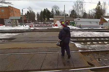 После гибели людей у платформы в Фирсановке изменят схему прохода пассажиров