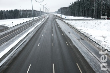 Трафик на М11 сократился в пять раз после ввода платного режима