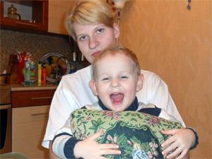 Пропавшую мать с ребенком нашли в Курске