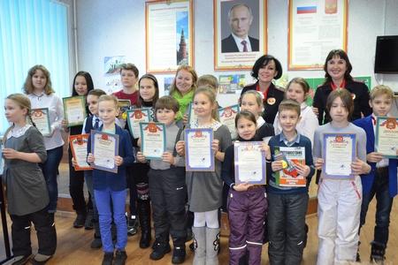 В школе 852 прошел конкурс «Безопасная дорога от дома до школы»
