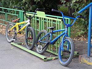 Управы запустили опросы по велопарковкам у магазинов