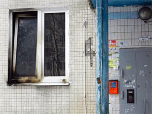 В 4-м районе второй раз подожгли квартиру бизнесмена