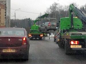 Зеленоградцев предупредили о расширении географии доставки эвакуированных машин