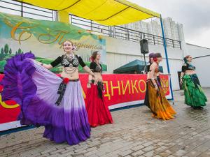 Фестиваль этнических культур