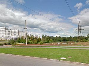 Благоустройство Кутузовского ручья закончат в следующем году