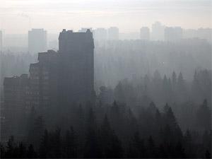 Норма загрязнения воздуха в «новом городе» превышена в два раза