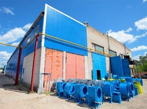 Площадь вентиляционного завода в промзоне Малино увеличат в десять раз