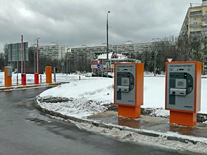 ТК «Панфиловский» введет плату за парковку свыше 3 часов