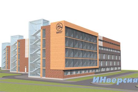 Опубликован проект нового общежития МИЭТ