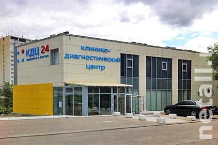 В здании бывшего супермаркета «Кнакер» откроется медцентр