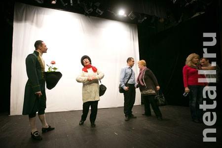 «Ведогонь-театр» пустит зрителей за кулисы и разрешит примерить сценические костюмы