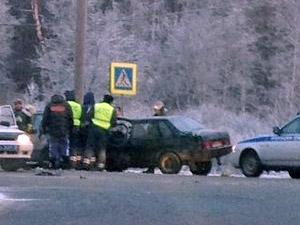 У «Штыков» произошла крупная авария с пострадавшими