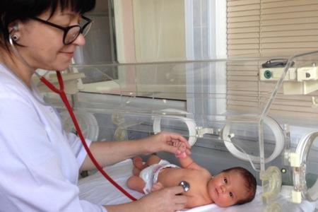 Городская больница №3 приглашает на день открытых дверей в родильный дом