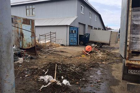 Жители Алабушево подверглись луковой атаке