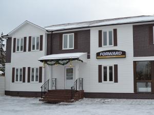 Forward Family Club — творческие занятия для всей семьи