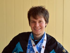 Зеленоградец выиграл «бронзу» на юниорском чемпионате мира по летнему биатлону