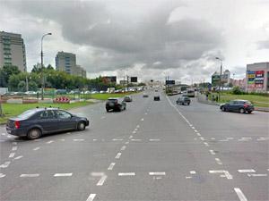 В аварии у Крюковской эстакады пострадала 9-летняя девочка