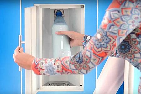 Депутаты одобрили установку восьми автоматов с молоком