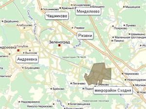 Зеленоград станет центром нового района Подмосковья