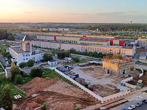 Власти одобрили застройку промзоны Александровка