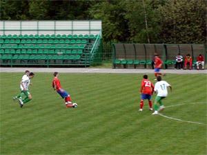 ФК «Зеленоград» выиграл первый домашний матч в сезоне