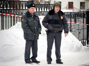 В школе-интернате бомба не обнаружена
