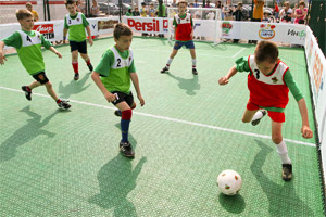 В Зеленограде прошел Детский Кубок по футболу