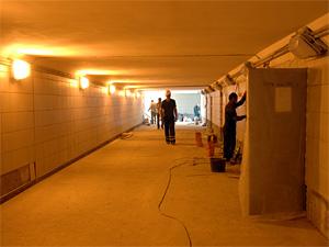 Подземный переход у МИЭТа откроют 11 июля