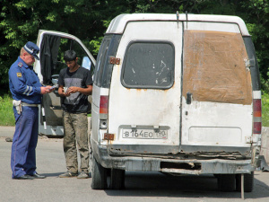 Зеленоградские «гаишники» помогли подмосковным сыщикам задержать банду