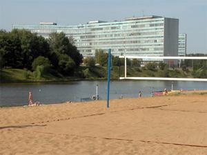 На пруду у «Ангстрема» утонул 8-летний ребенок