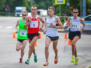 На Зеленоградский полумарафон заявились бегуны из восьми стран