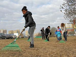 18 и 25 апреля в Зеленограде пройдут субботники