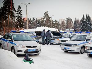 Полицейских депремировали за медлительность