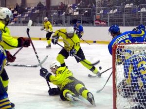 Хоккеисты прервали черную полосу