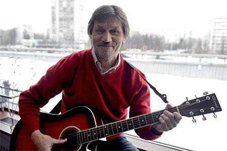 Основатель зеленоградского полумарафона написал песню к 58-летию города