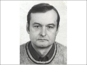 Разыскивается пропавший 52-летний Анатолий Никитин