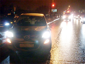 На светофоре у МИЭТа сбили женщину
