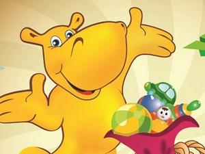 Магазин детских игрушек «БЕГЕМОТиК» проводит творческий конкурс и дарит подарки