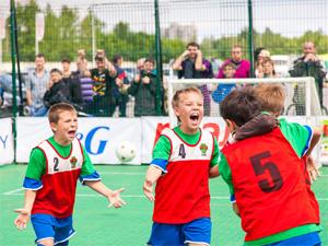 Юные футболисты отправляются на национальный этап Кубка «Реал»