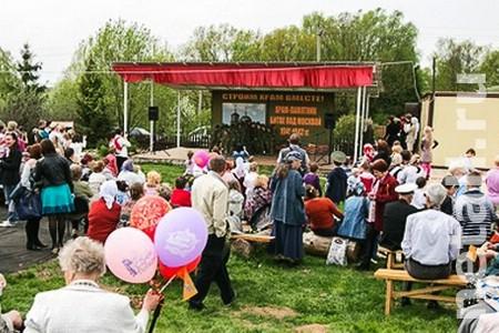 75-летие битвы под Москвой отметят в Рузино концертом, игрой в снежки и лазерным шоу