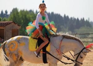 Клуб Vsedlo.ru приглашает на фотоконкурс «Очаровательная всадница — 2015»