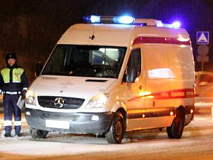 У Ледового дворца в 20-м микрорайоне сбили подростка