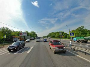 Участковый устроил аварию с четырьмя грузовиками
