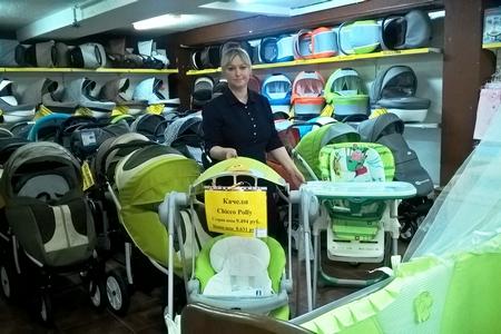 «Детский магазин» приглашает за подарками для новорожденных