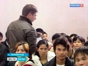 На «Кванте» снова задержаны десятки вьетнамцев