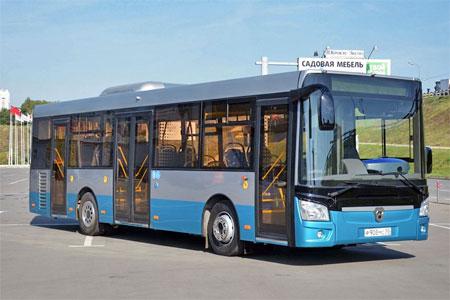 Новые автобусы выйдут на маршруты между Зеленоградом и подмосковными поселками